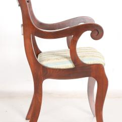 Tell City Chairs Pattern 4548 Stand Chair Ikea Vintage Classical Style Dining By