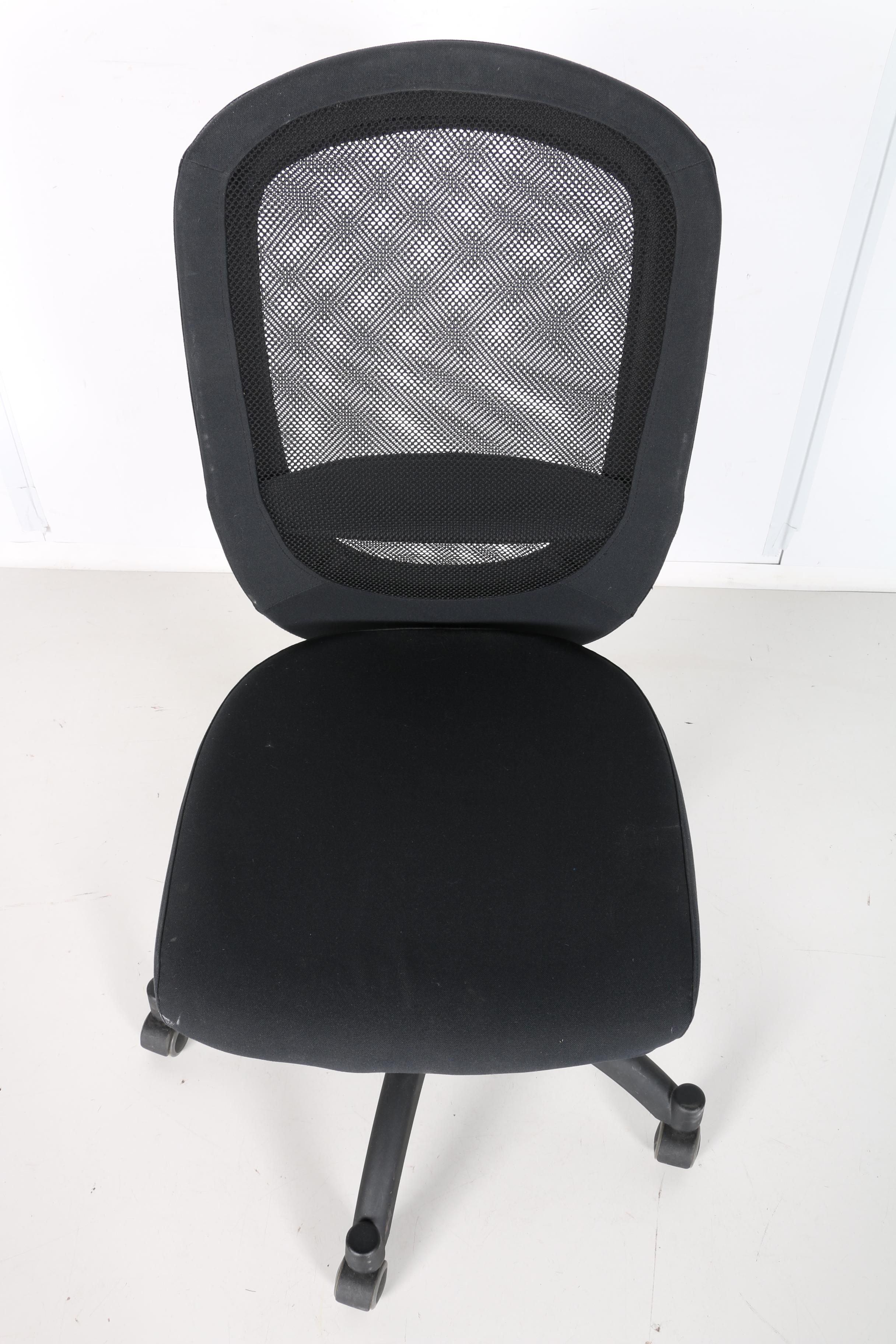 ikea rolling chair dorm room chairs contemporary quotvilgot quot office by ebth