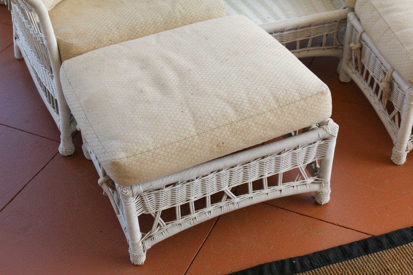 Faux-wicker Patio Furniture Ebth