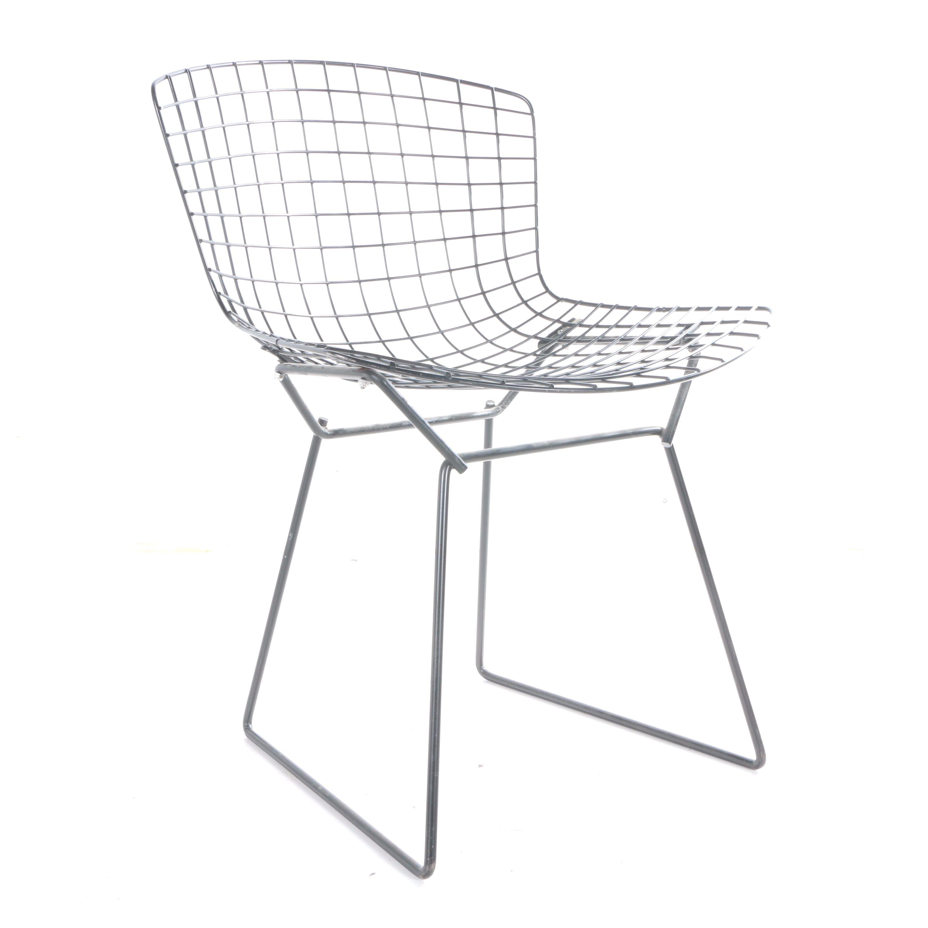 modern metal chairs ikea stool chair hack mid century ebth