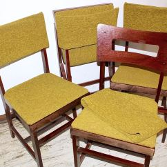 Coronet Folding Chairs Chairing A Meeting Set Of Four Mid Century Norquist Quotcoronet Quot Wood
