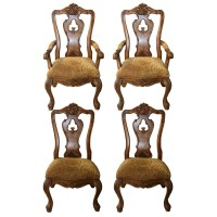 Havertys Villa Clare Dining Chairs : EBTH