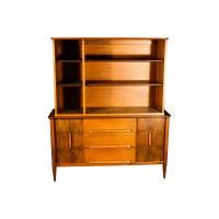 Mid Century Modern Hutch by Stanley Furniture : EBTH