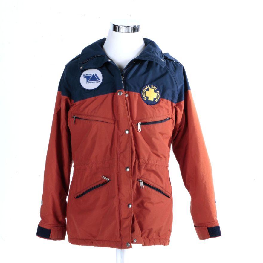 national ski patrol jacket