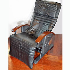 Sharper Image Massage Chairs All Weather Garden Ems Computerized Auto Recline Chair Ebth