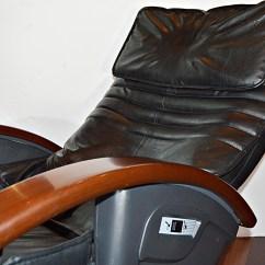Sharper Image Massage Chairs Foldable Papasan Chair Ems Computerized Auto Recline