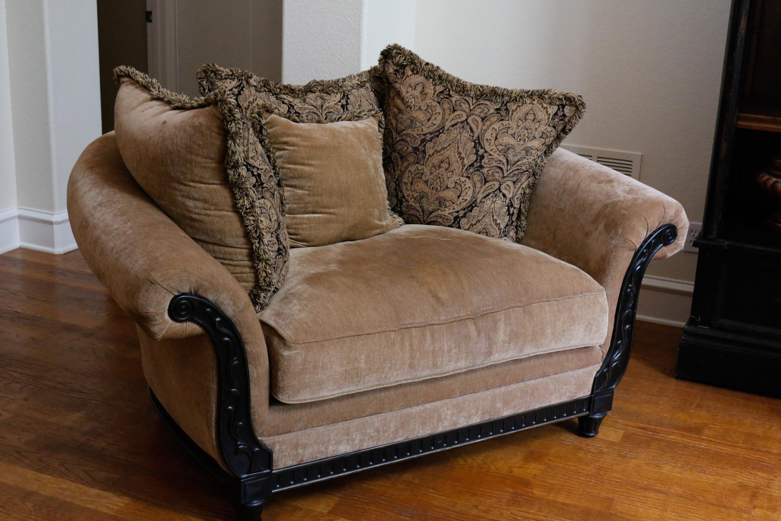 oversized arm chair steel price list by h m richards ebth