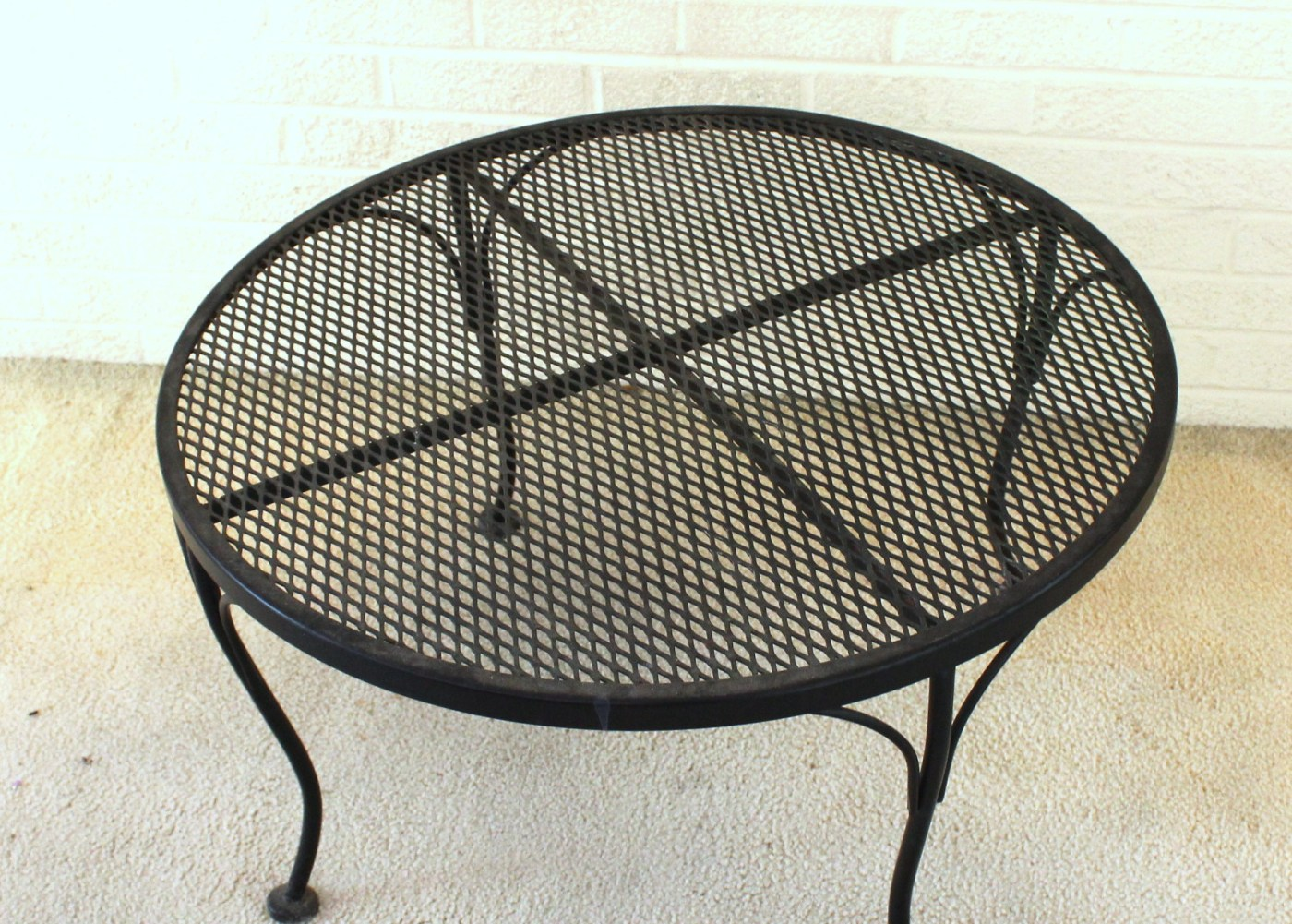 Vintage Woodard Wrought Iron Patio Furniture Ebth