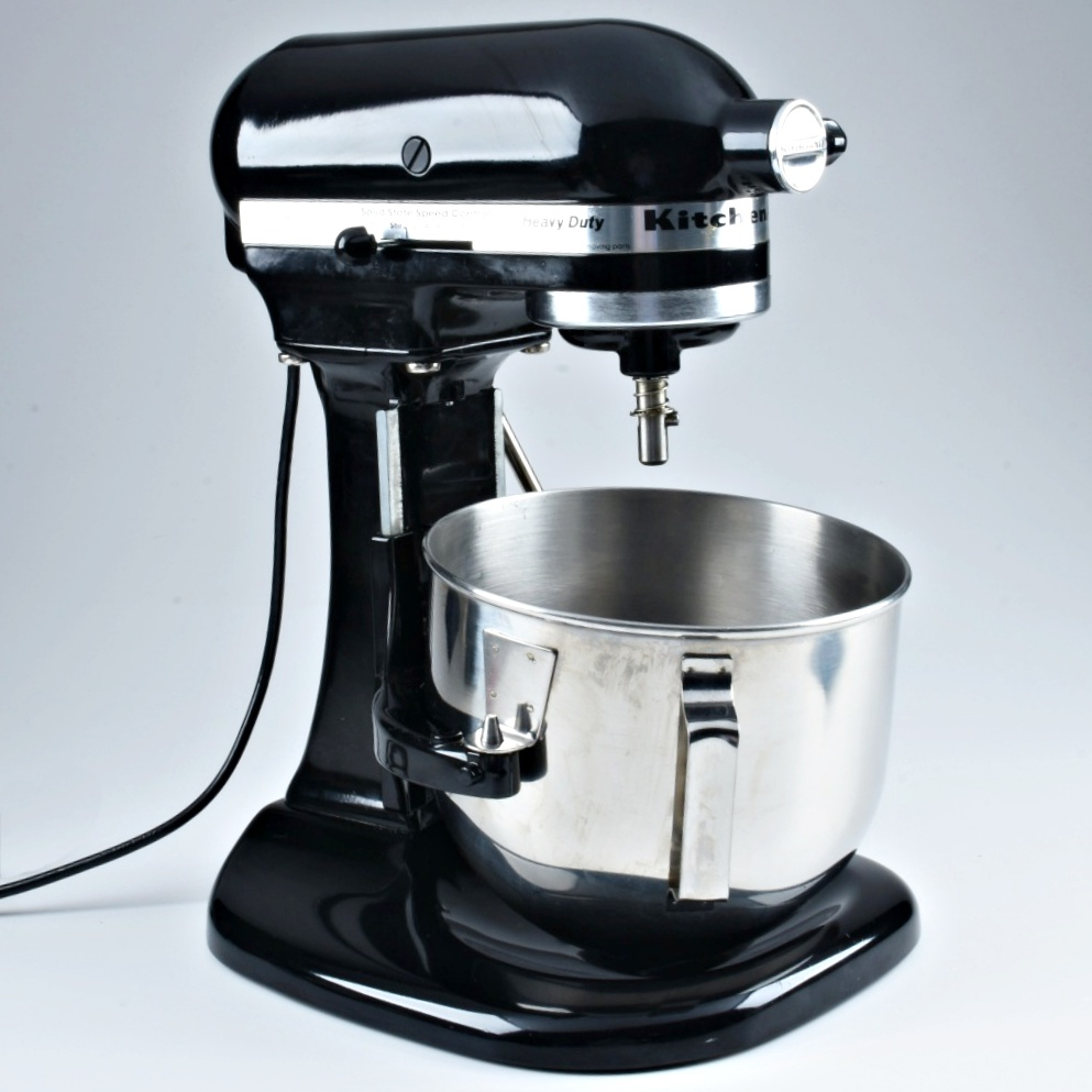 kitchen aid k5ss small sink cabinet kitchenaid heavy duty commercial 325w stand mixer ebth
