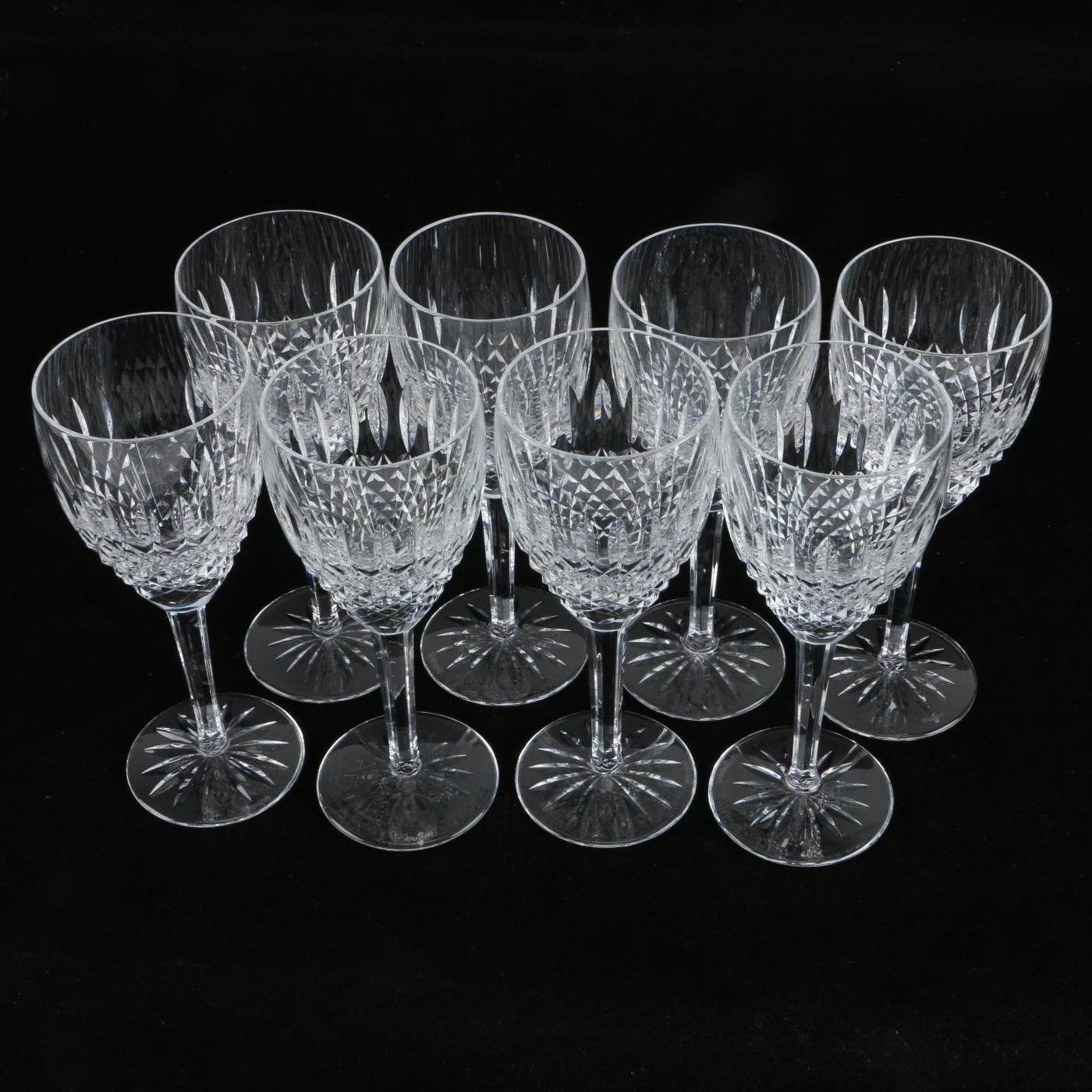 Set Of Waterford Crystal