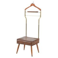 Mens Valet Chair Geri Recliner Vintage Ebth