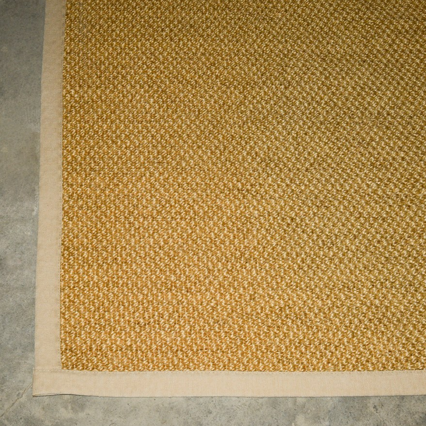 Large Crate & Barrel Sisal Area Rug Ebth