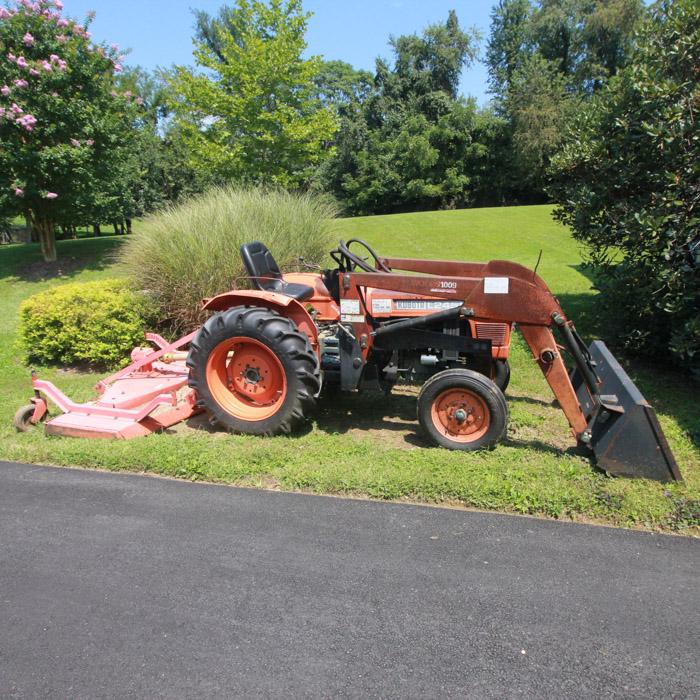 kubota tractor starter l235 l2650 l2850 l275 l245 l245dt kubota l245 tractor ebth [ 880 x 906 Pixel ]