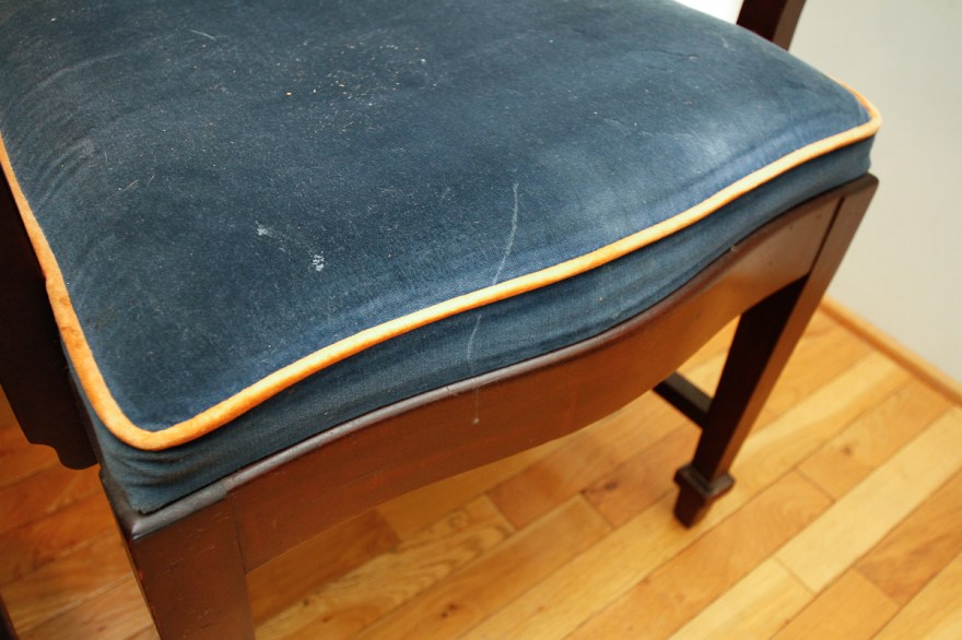 Vintage Federal Style Dining Chairs : EBTH