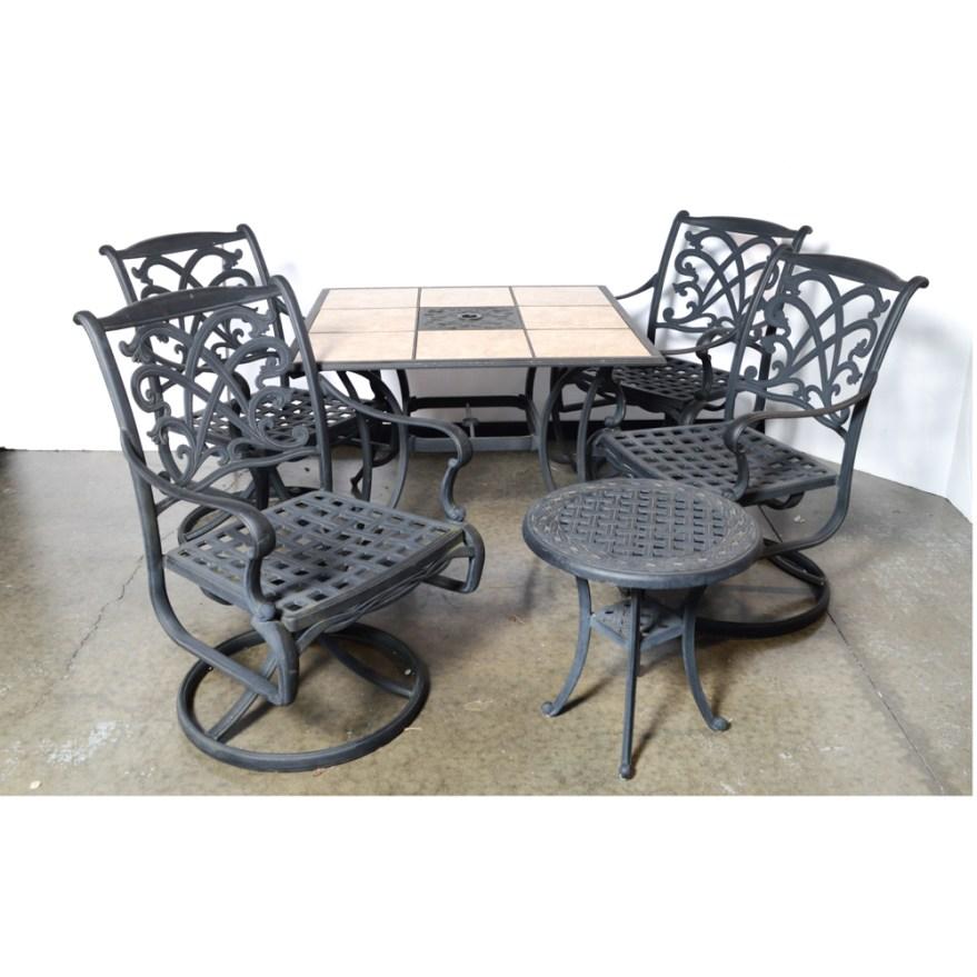 Garden Treasure Classic Patio Furniture Ebth