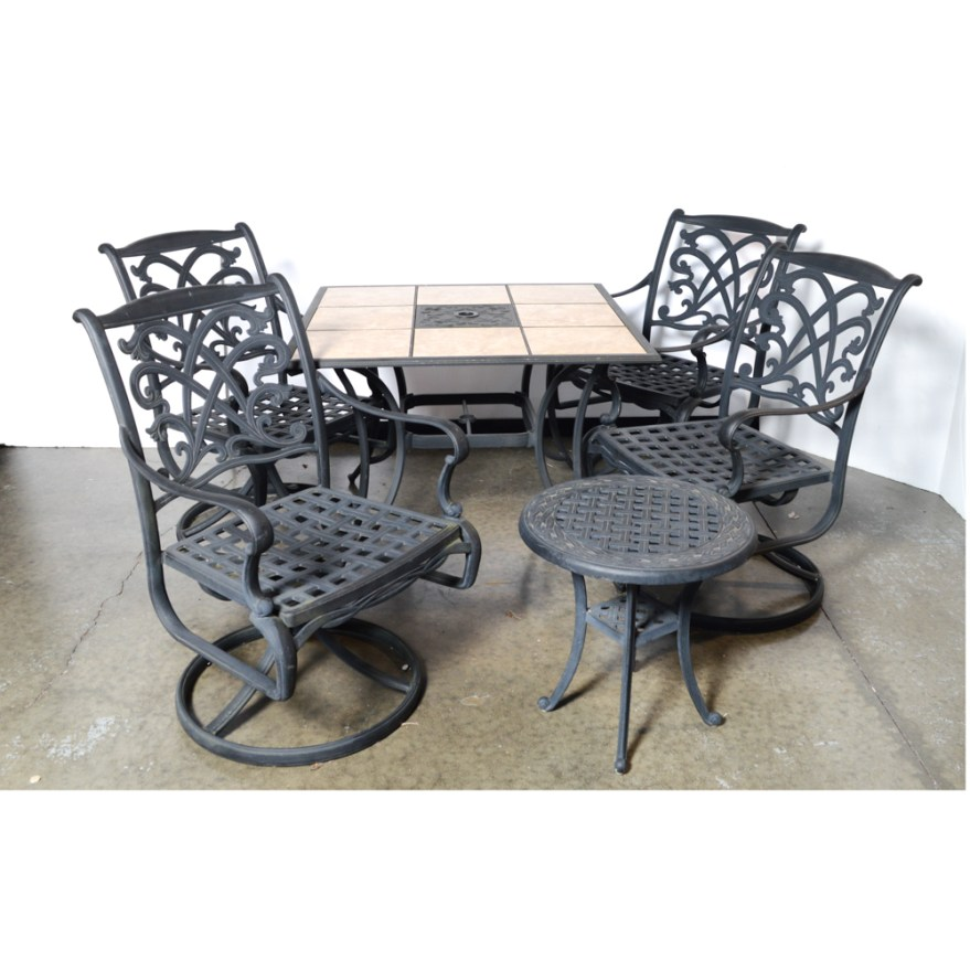 garden treasure classic patio furniture