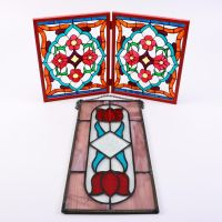 Stained Glass Decor : EBTH