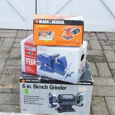 Black And Decker 6 Bench Grinder 9403