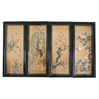 East Asian Inspired Decorative Wall Decor : EBTH