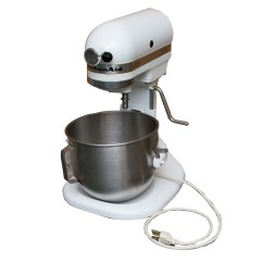 Kitchen Aid K5ss Little Helper Stool Kitchenaid By Hobart Stand Mixer Ebth