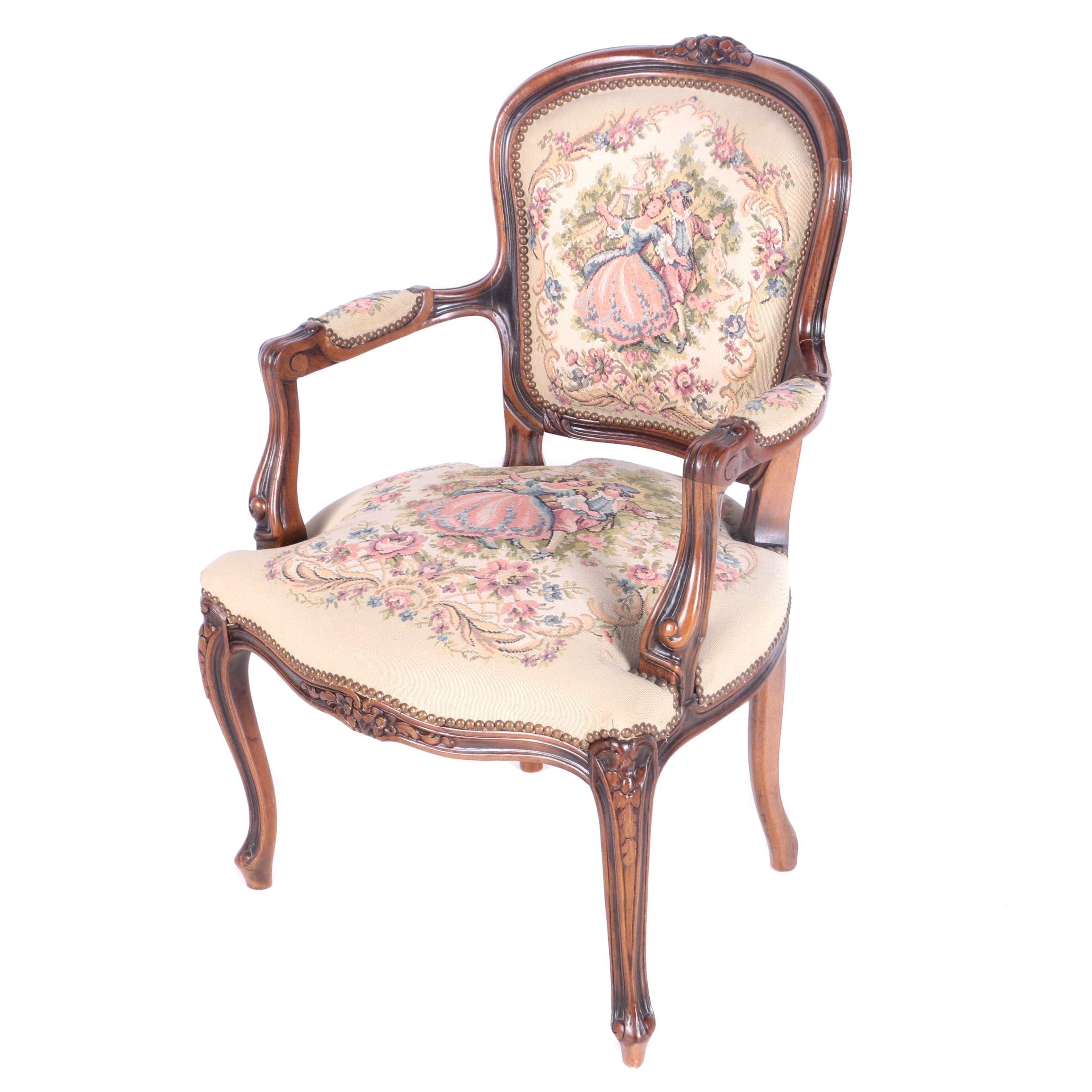 louis xv chair eddie bauer high chairs contemporary by chateau d ax ebth