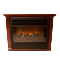 Heat Surge Electric Fireplace : EBTH