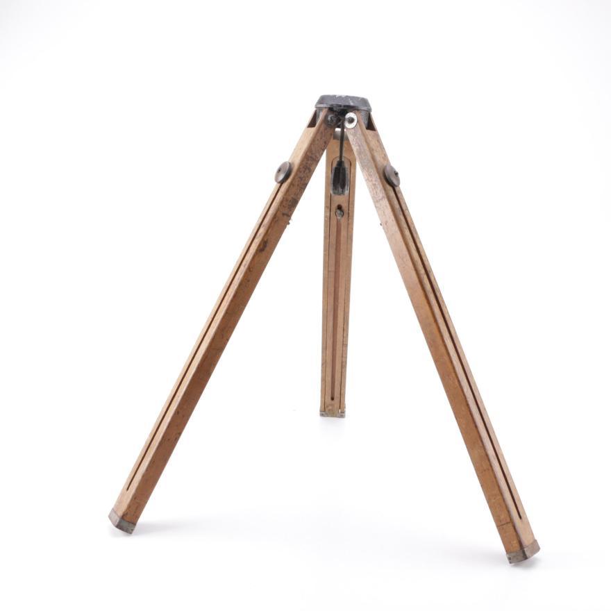 Wooden Tripod Legs
