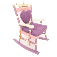 """""""Rock A Buddies"""" Princess Rocking Chair by Levels of ..."""
