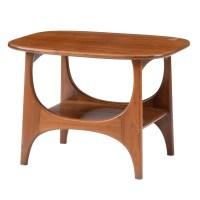 Vintage Mid Century Modern End Table : EBTH