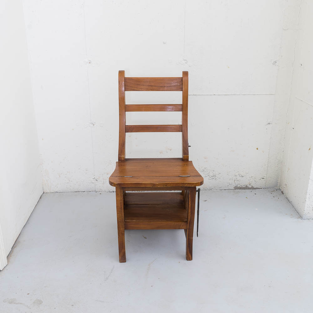library chair ladder shower commode metamorphic ebth