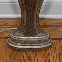 Scrolled Urn Style Table Lamp : EBTH