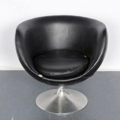 Mid Century Egg Chair Wheelchair Video Modern Swivel Ebth