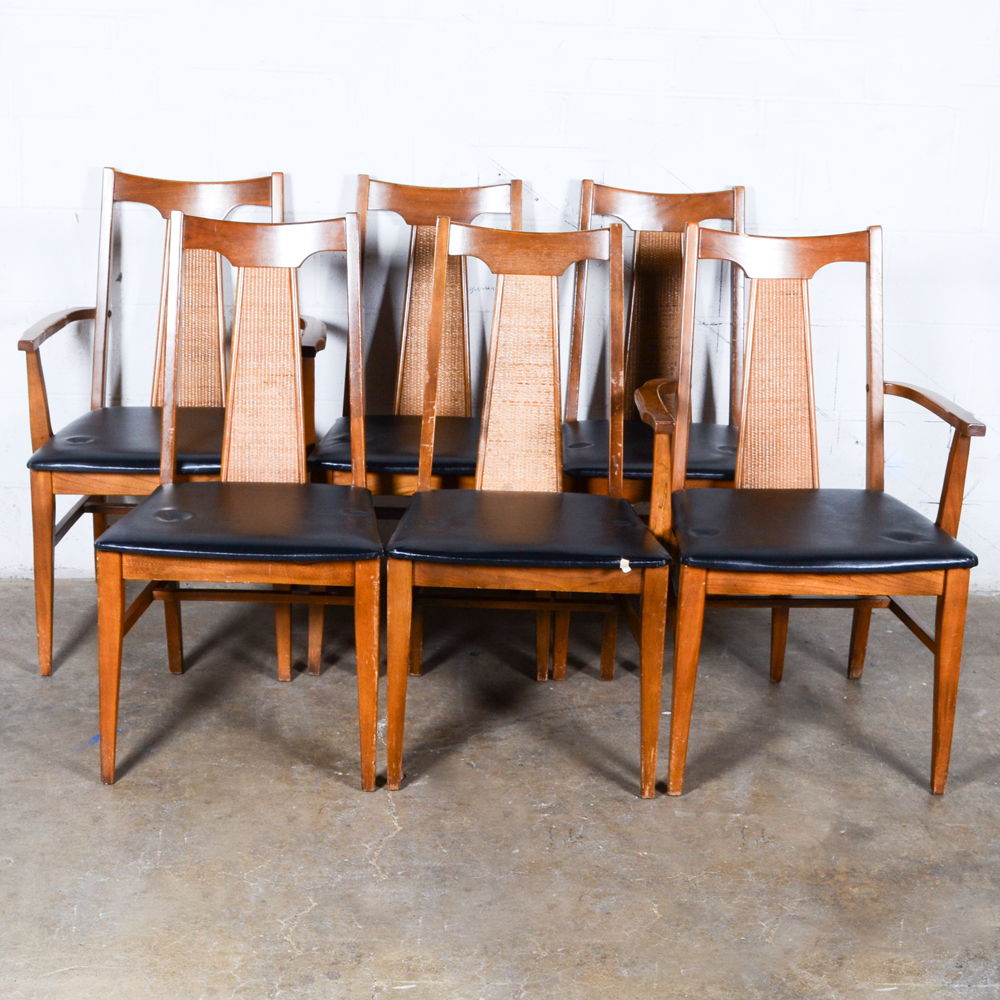 liberty dining chairs rocking chair for adults vintage mid century modern by company ebth
