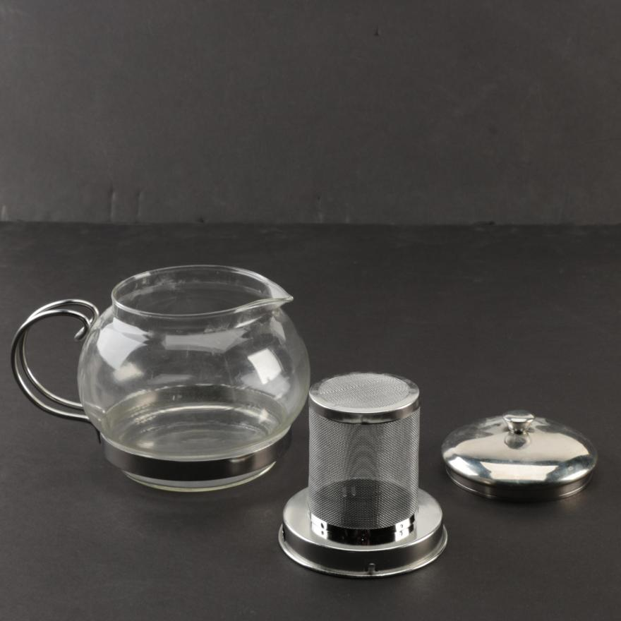 Glass Teapots Including Primula : EBTH