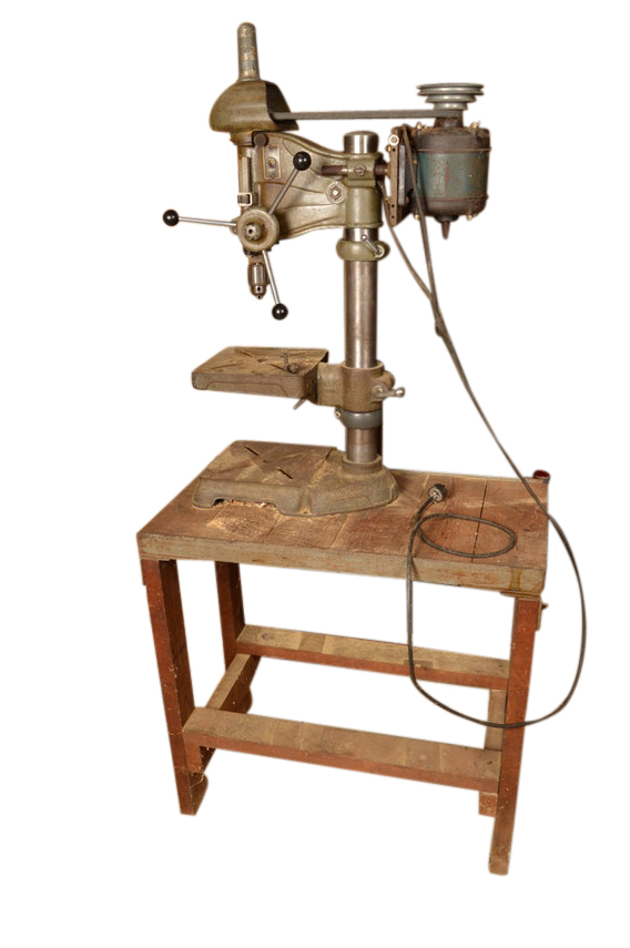 Vintage Atlas Drill Press