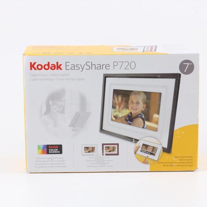 Kodak Easyshare Digital Photo Frame P720   Framesite.blog