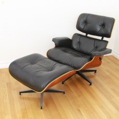 Charles Eames Lounge Chair Rentals Tables And Chairs Vintage Ottoman By Herman Miller Ebth