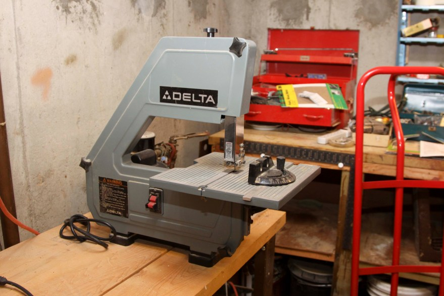 Delta 10 Band Saw 28 160