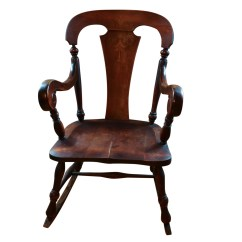 Sikes Chair Company Swing Canada Antique Rocking By Ebth