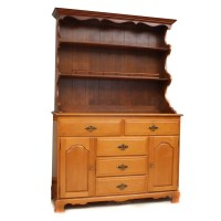 Solid Wood Hutch by Cochrane Furniture : EBTH