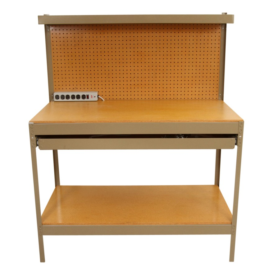 gorilla rack workbench
