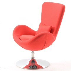 Mid Century Egg Chair Swing For Newborn Modern Style By Flash Furniture Ebth