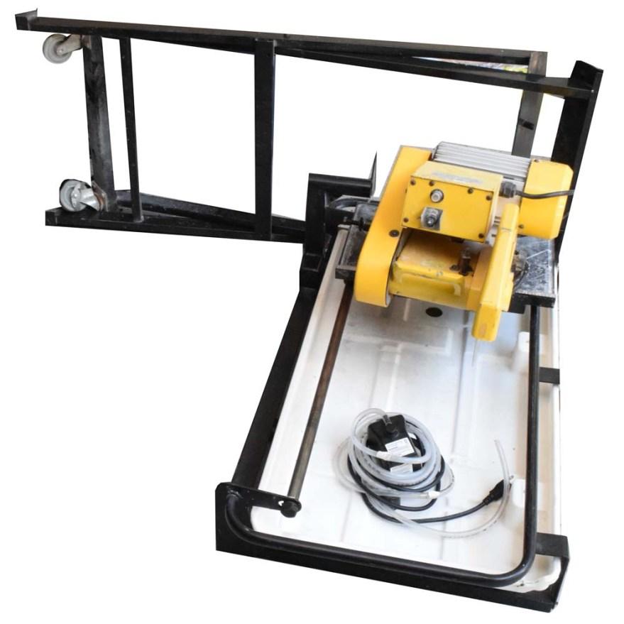qep model 60010 2 hp professional tile cutter