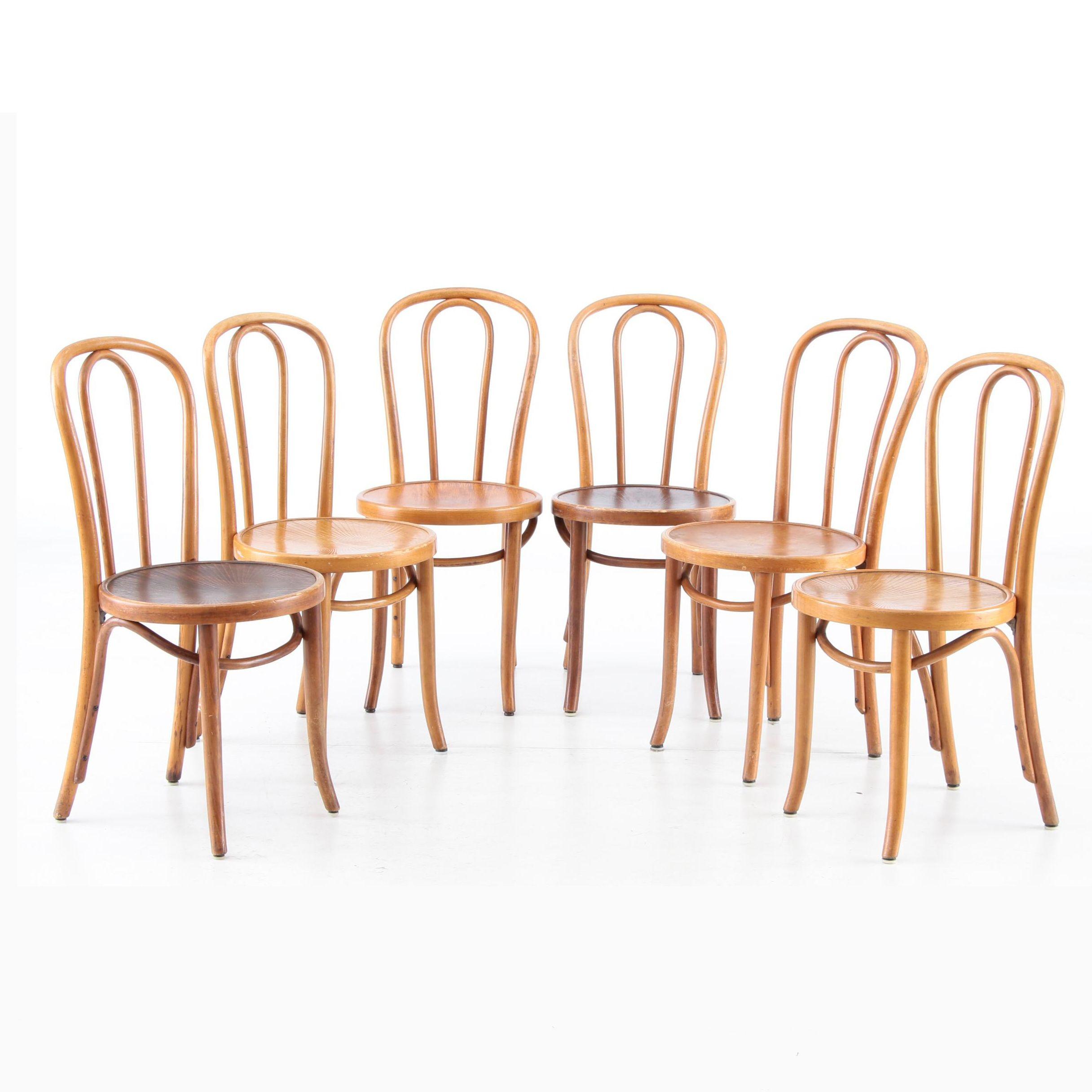 vintage bentwood chairs high seat dining elderly ebth