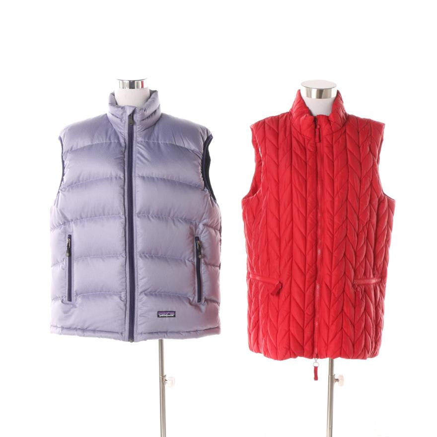 Coldwater Creek Womens Vests
