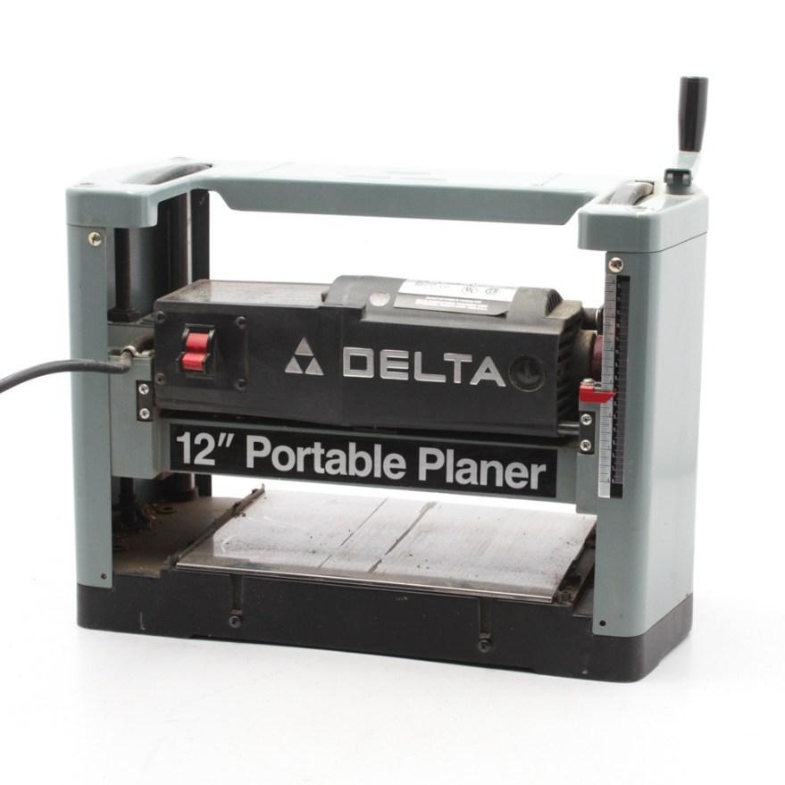 Delta 12 Inch Portable Planer