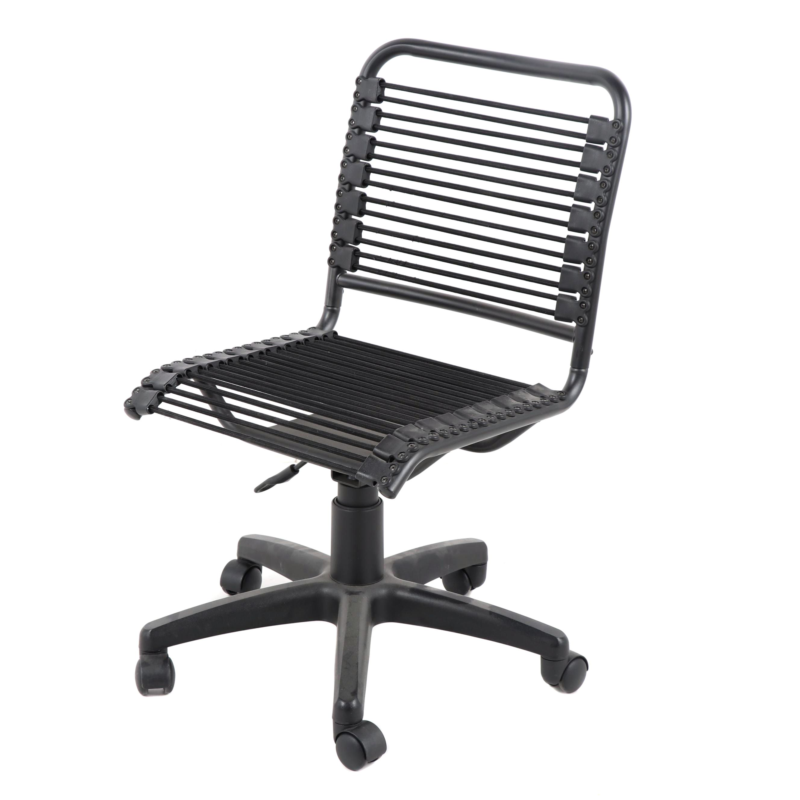 bungee office chairs chair design templates on casters 21st century ebth