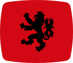 Luxembourg lion symbol