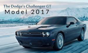 The Dodge's Challenger GT Model 2017