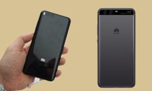 Comparing Between Xiaomi Mi6 And Huawei P10 Smartphones Camera